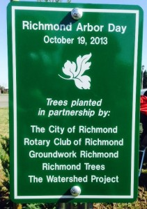 Events - Past Events - Arbor Day 2011